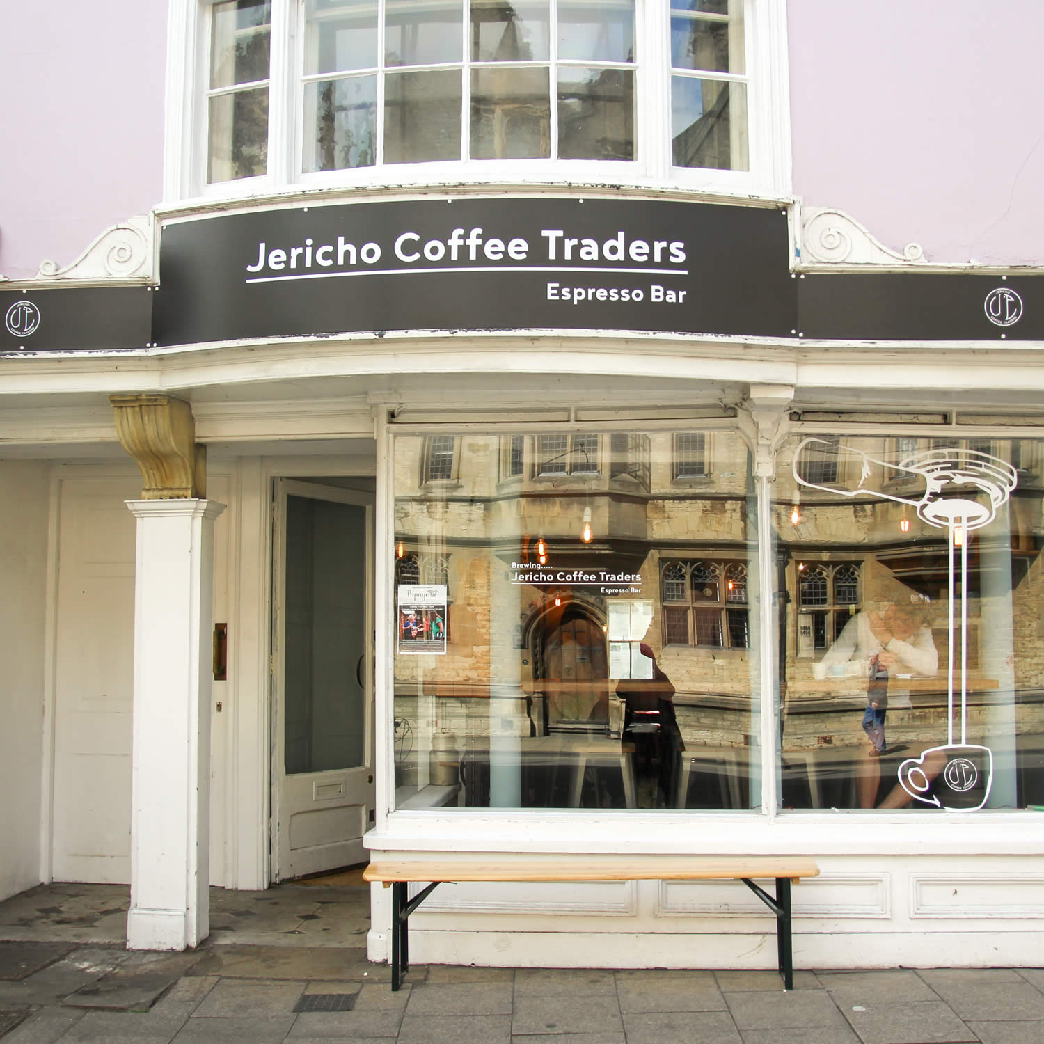 Jericho Coffee Traders Independent Oxford