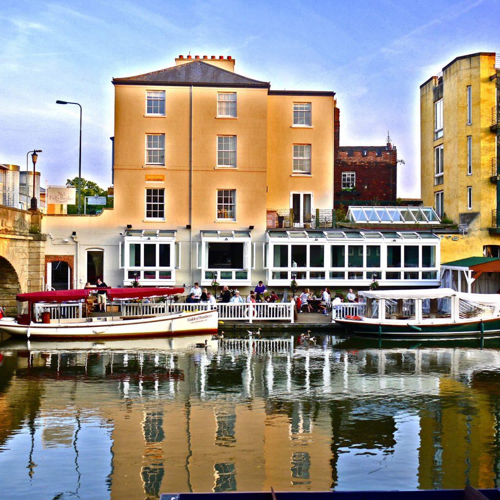 The Folly Restaurant Oxford