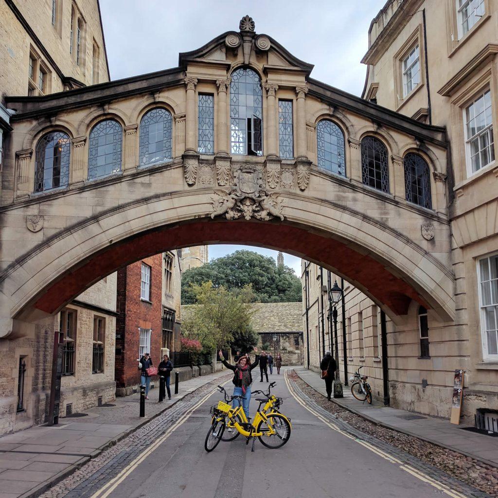 OFO Oxford