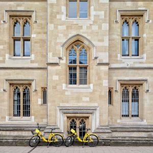 Holywell Street Oxford OFO