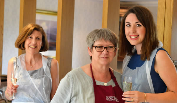 Sophie Grigson Cookery School Oxford