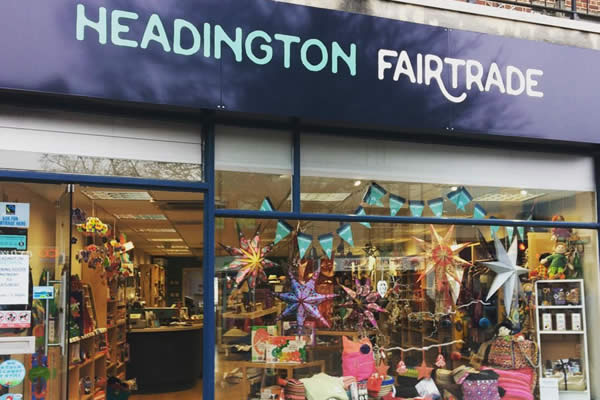 Headington Fairtrade Oxford