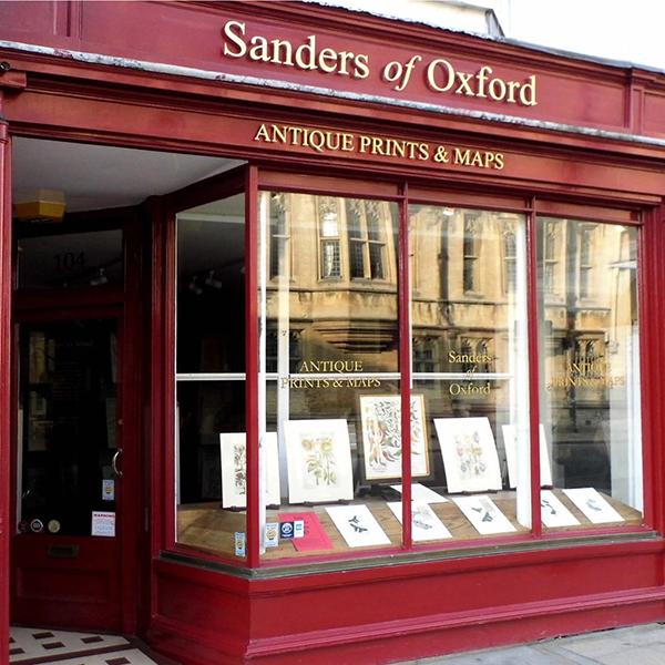 sanders oxford