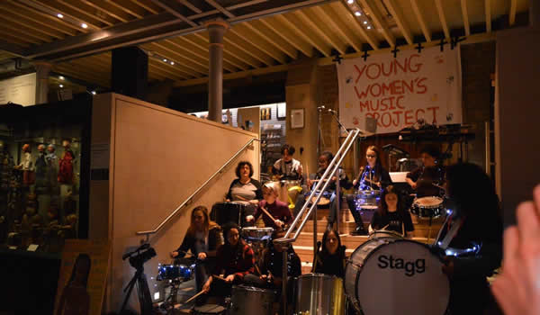 Young Womens Music Project Oxford