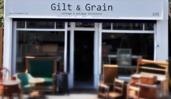 Gilt & Grain Oxford