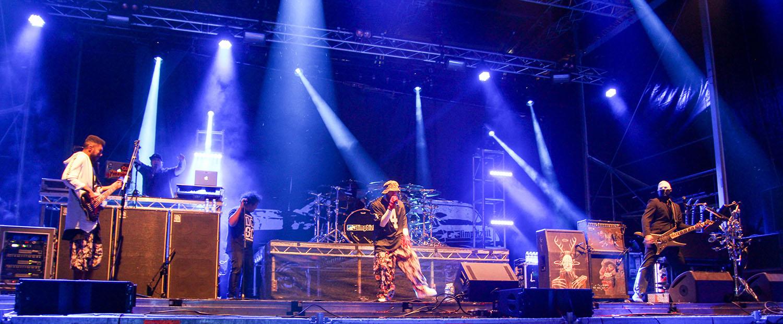 Boomtown Festival 2018