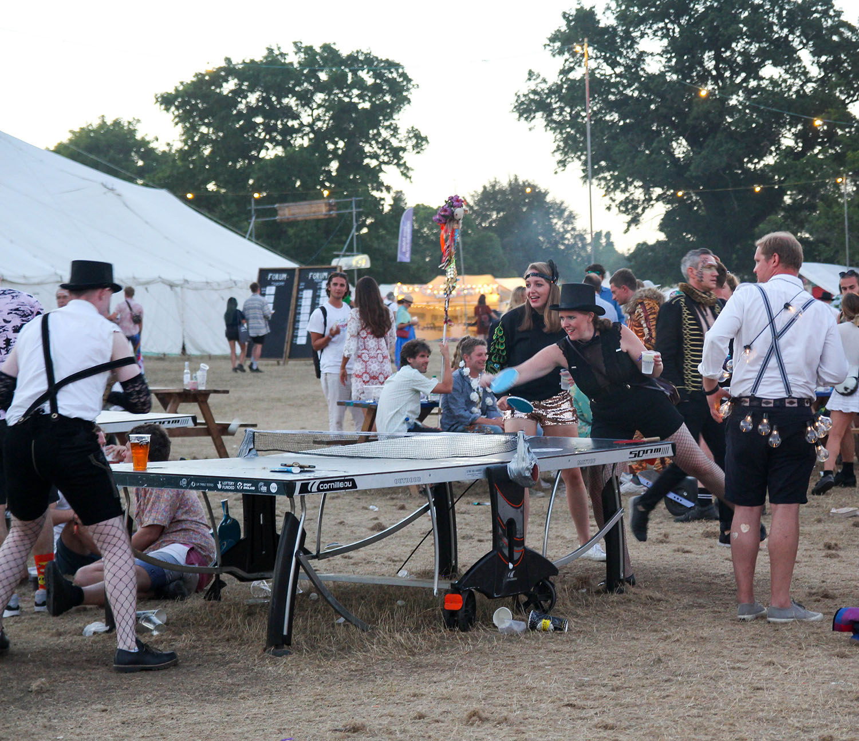 Wilderness Festival Oxford