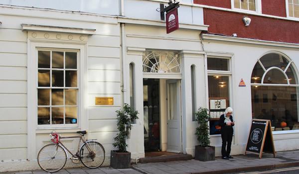Turl street kitchen Oxford