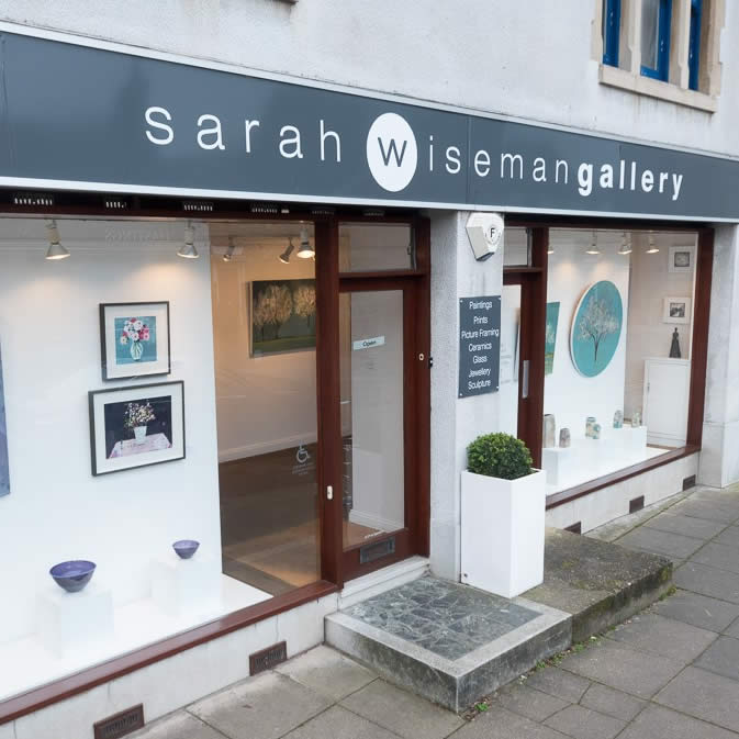Sarah Wiseman Gallery Oxford