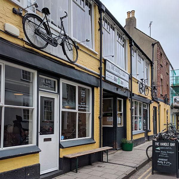 Le Bar Oxford