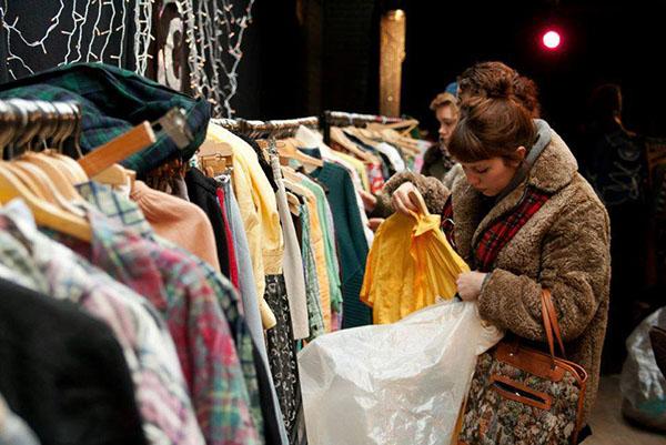 Clothes Swap Oxford