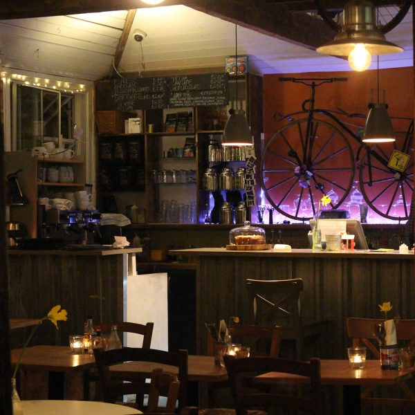 The Handle Bar Cafe Oxford