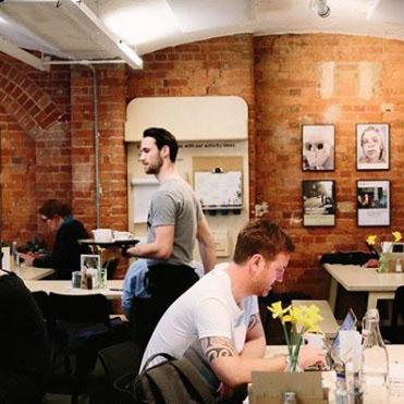 BRICK Cafe Oxford