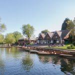 Cherwell Boathouse Oxford