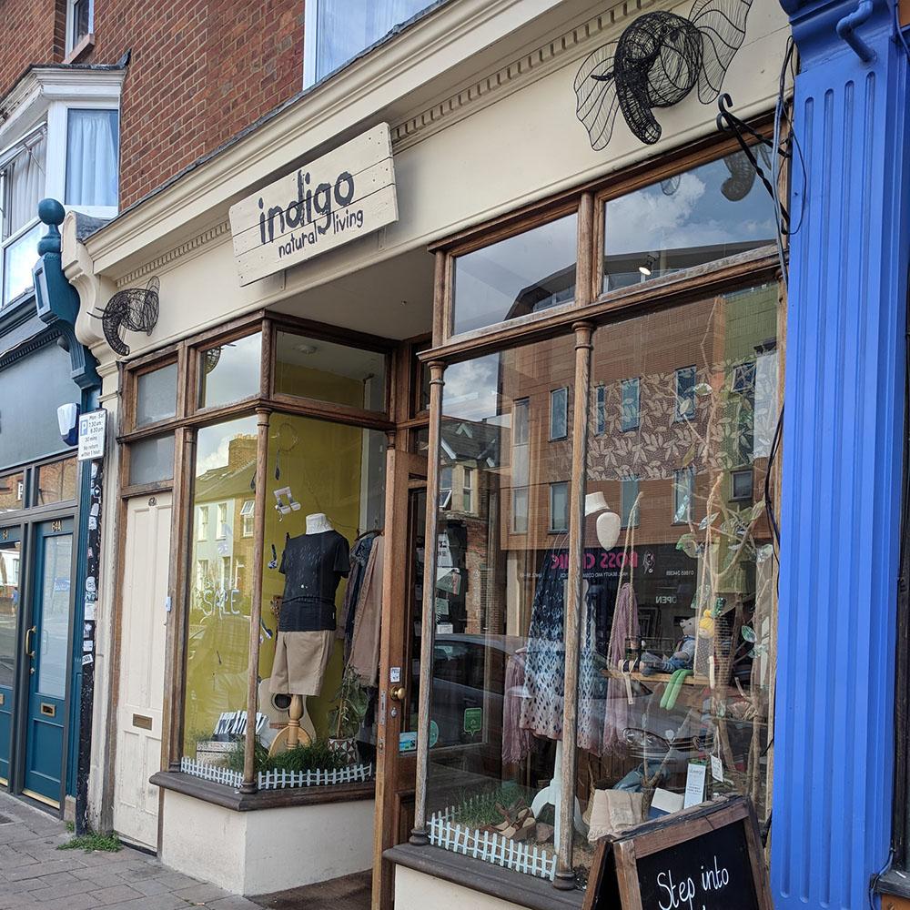 Indigo Oxford