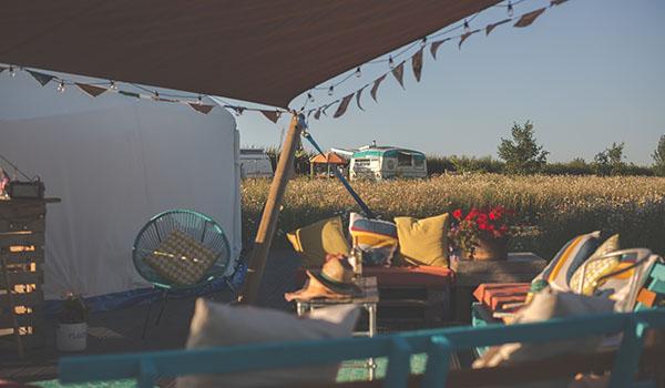 The Oxford Yurt
