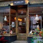 Handle Bar Oxford