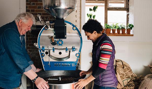 Horsebox Coffee Roastery Oxfordshire