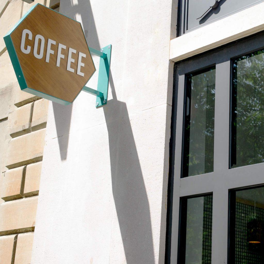Society Cafe Oxford
