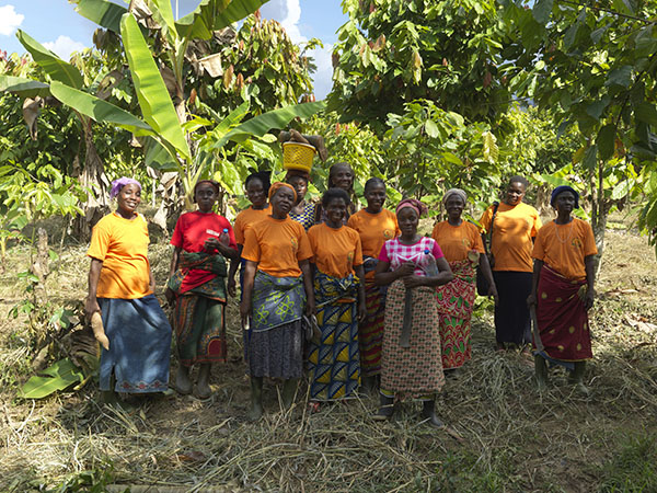 Fairtrade Cocoa Story in the Ivory Coast.