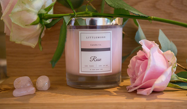 Littlemore candle company Oxford