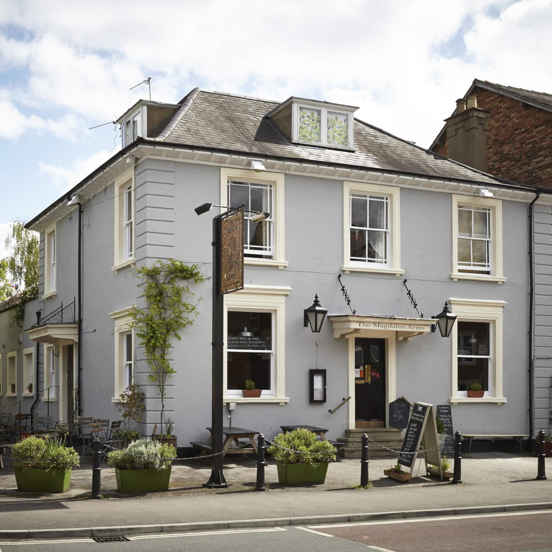 Magdalen Arms Oxford