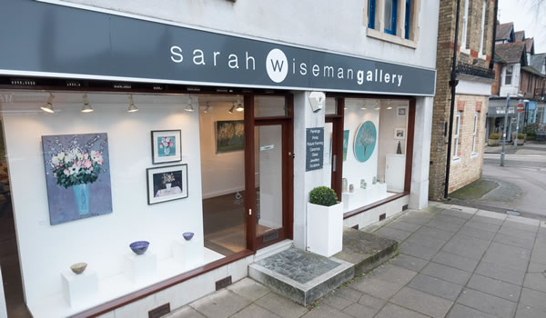 Sarah Wiseman Gallery Oxford