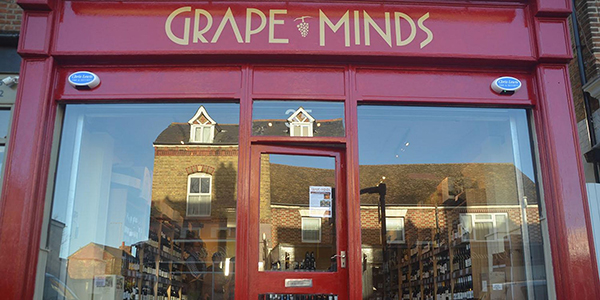 grape minds oxford