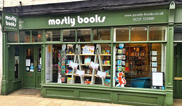 mostly books Abingdon Oxfordshire