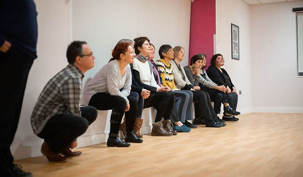 Open Stage Arts Oxford singing class