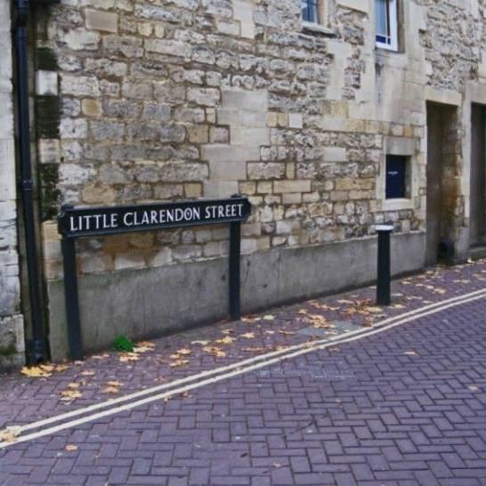 Little Clarendon Street Oxford