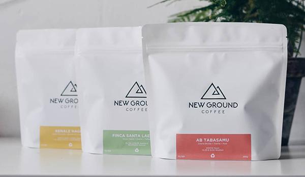 New Ground Coffee Oxford