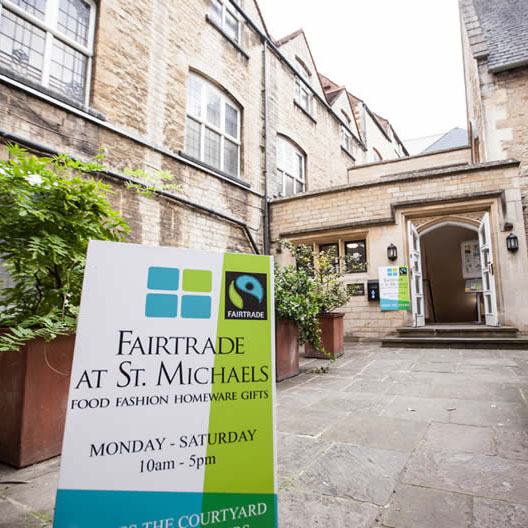 Fairtrade St Michaels Oxford