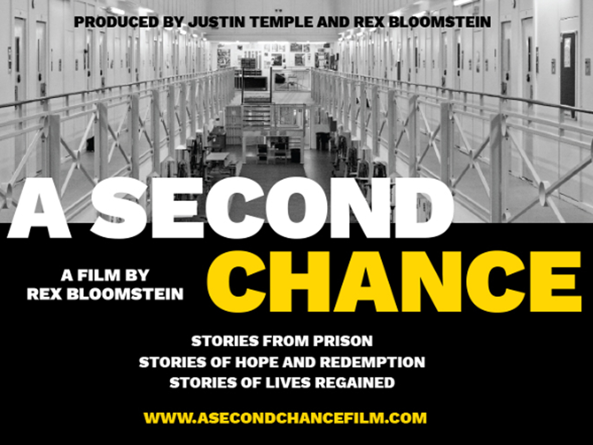 a second chance film screening Oxford