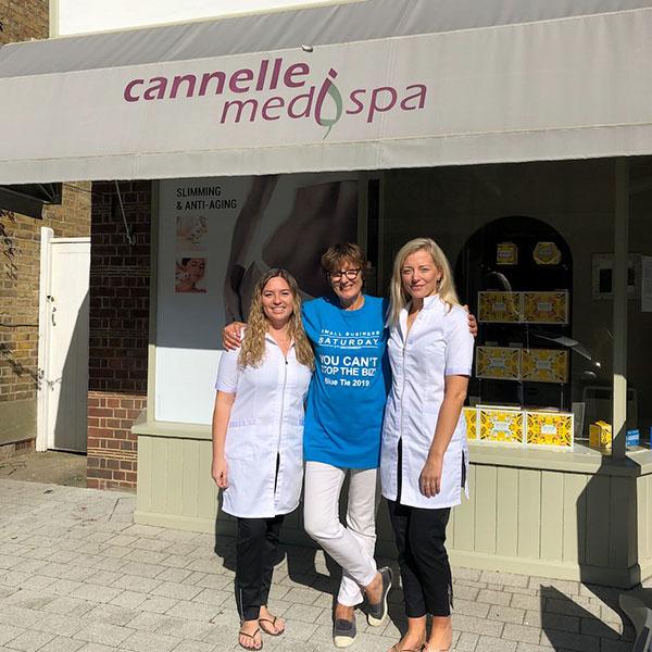 Cannelle Salon Oxford