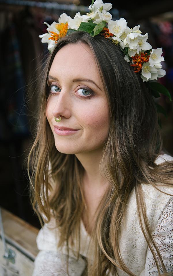 Boho Wedding Oxford Yurt Rachel Movitz