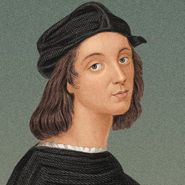 Self Portrait of Raphael