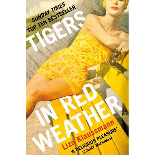 Tigers in Red Weather Book