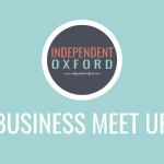 Indie Oxford Business Meet Up