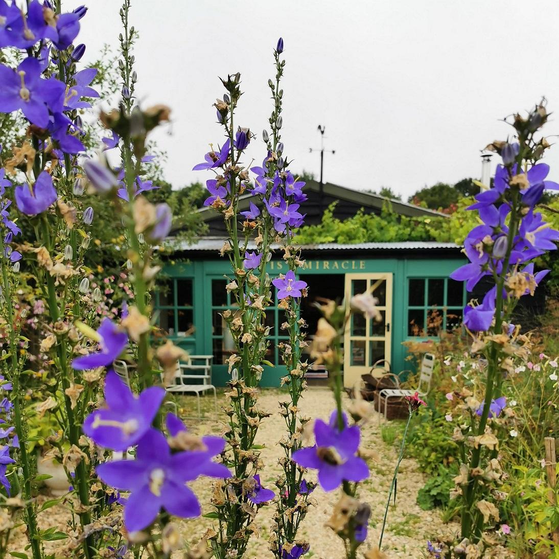 Worton Kitchen Garden Frontage Oxford