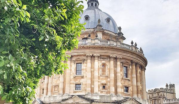 Radcliffe Camera Oxford