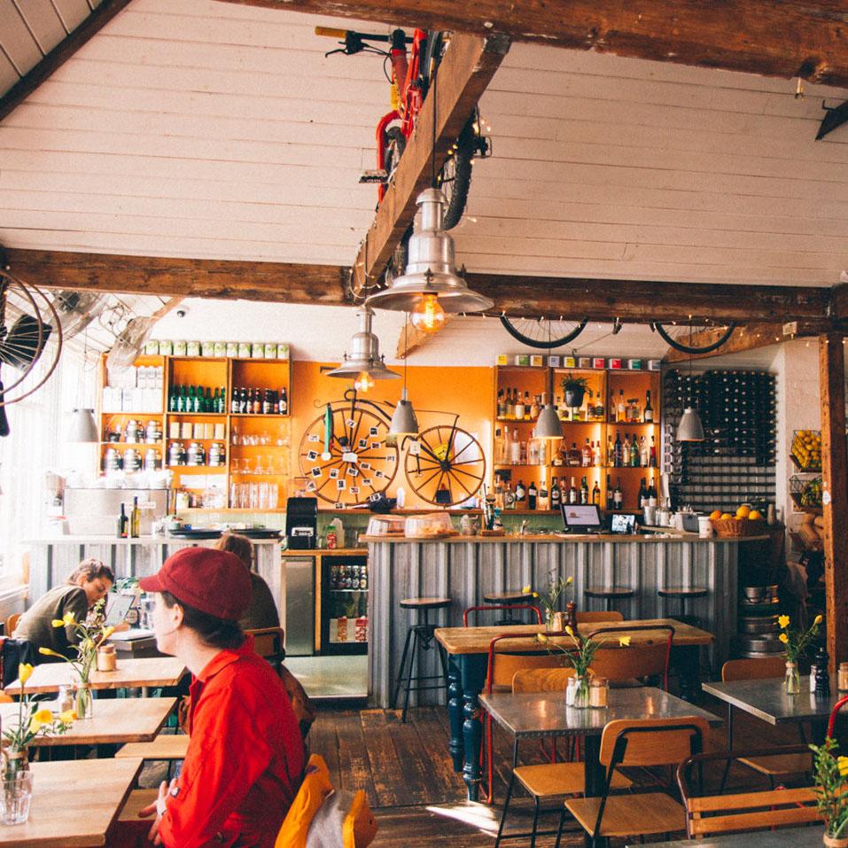 Handle Bar Cafe Oxford