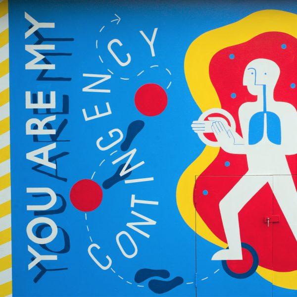 Bullingdon Mural Lisa Made It Sam Skinner Nor Greenhalgh Cowley Road