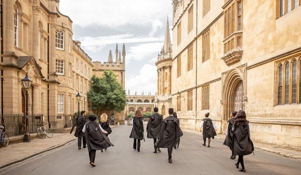 Oxford Graduation