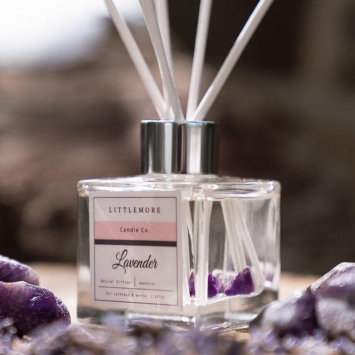 Littlemore Candle Company Lavender Diffuser
