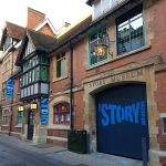The Story Museum Oxford
