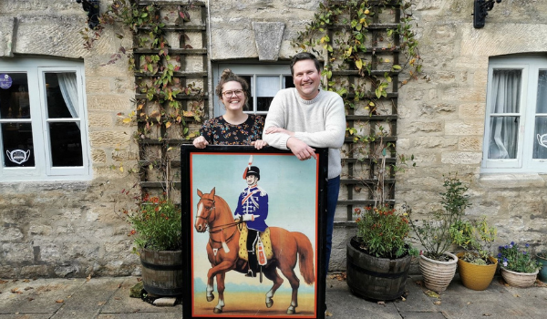 Yeoman Anna and Paul Oxfordshire Freeland