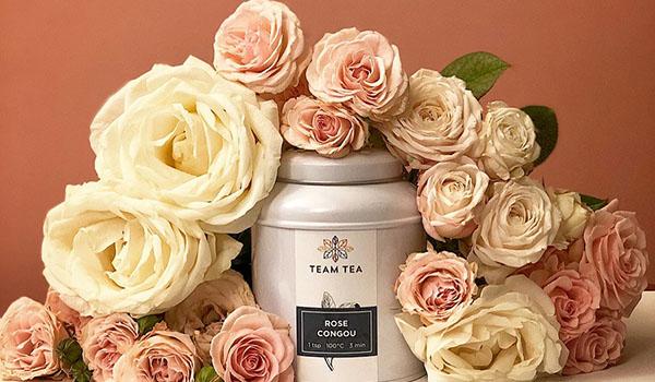 Team tea rose congou