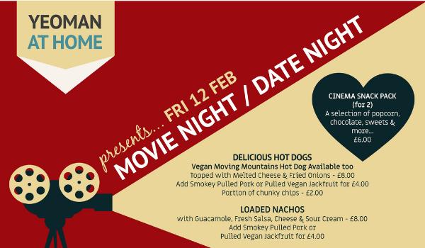 Yeoman Date Night Poster