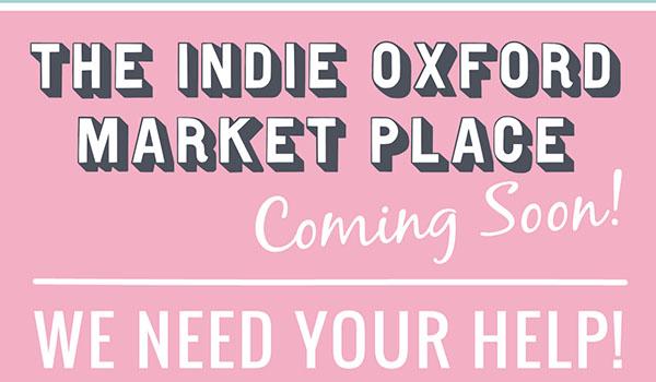 Indie Oxford crowdfunder